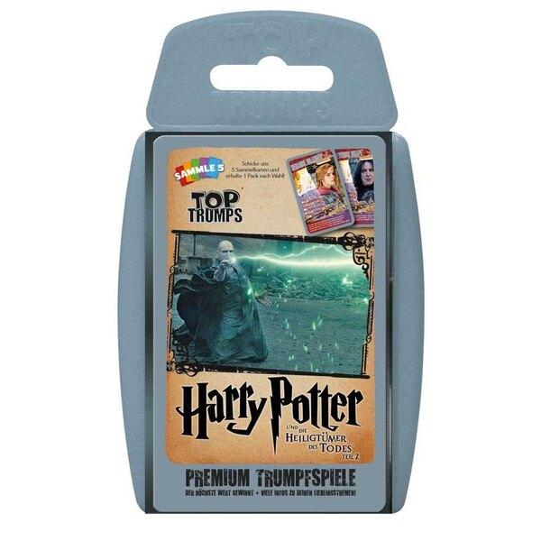 Harry Potter und die Heiligtümer des Todes Teil 2 Top Trumps