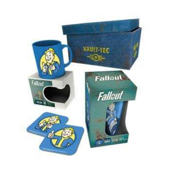 Fallout Geschenkbox Vault Boy