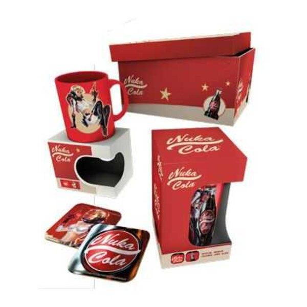 Fallout Geschenkbox Nuka Cola