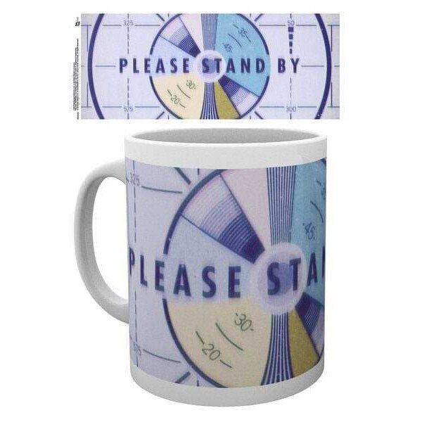 Fallout 76 Tasse Please Stand By