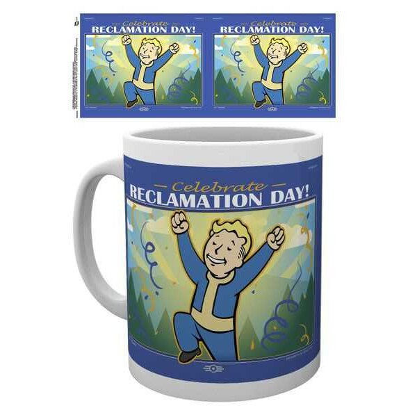 Fallout 76 Tasse Reclamation Day