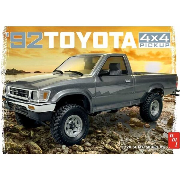 992 Toyota 4x4 Pick-Up