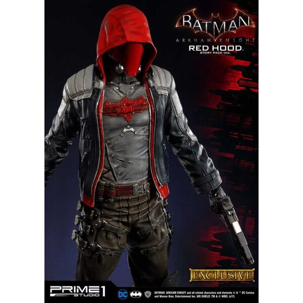 Batman Arkham Knight Statuen Red Hood Story Pack & Exclusive 82 cm Sortiment (3)