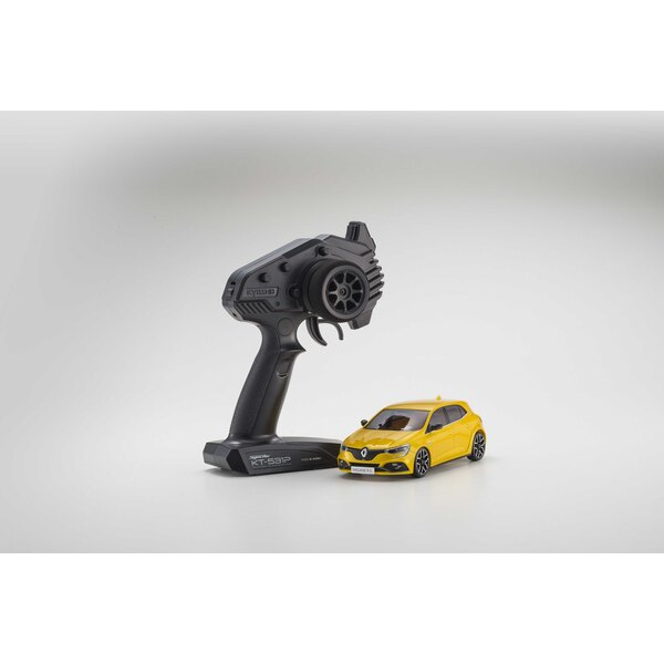 Mini-z fwd renault megane rs sirius yellow (ma-03f/kt531p)