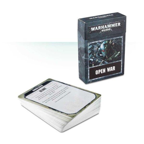 WARHAMMER 40000: OFFENER KRIEG