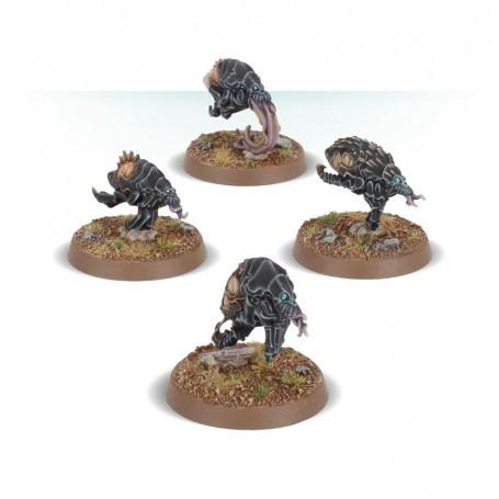 Vox Shambler Nurgle Geller Pox Herg Rogue Trader 40K B