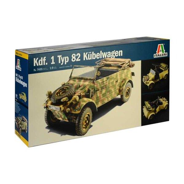 Kdf.1 Typ 82 Kübelwagen Typ 82 Kubelwagen ist eines der bekanntesten Militärautos des Zweiten Weltkriegs.Es wurde vom Ingenieur