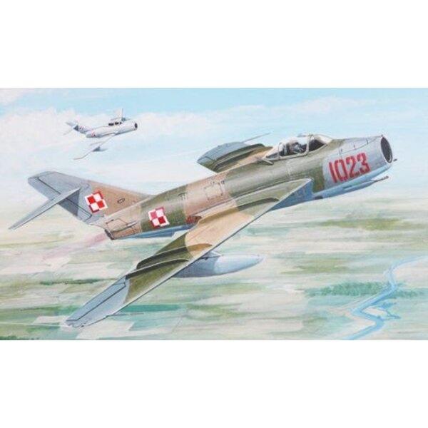 Mikoyan MiG- 17F/Lim-5