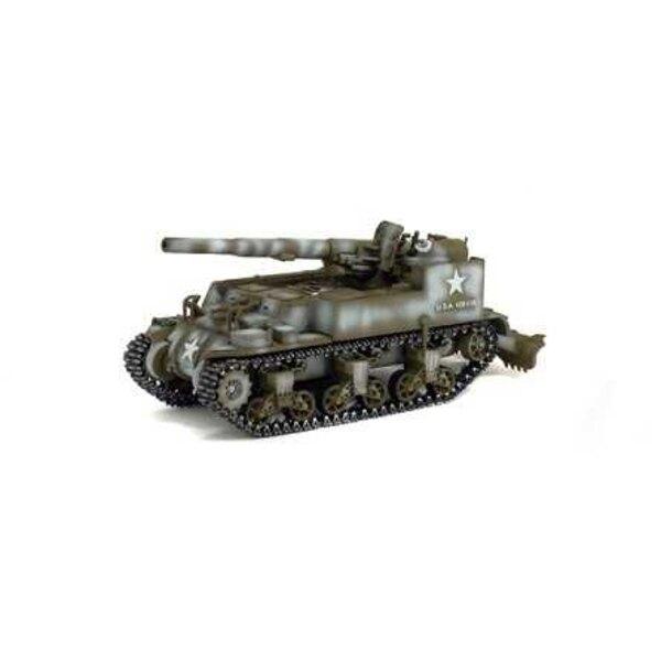 GMC M12 FRANKREICH 1944