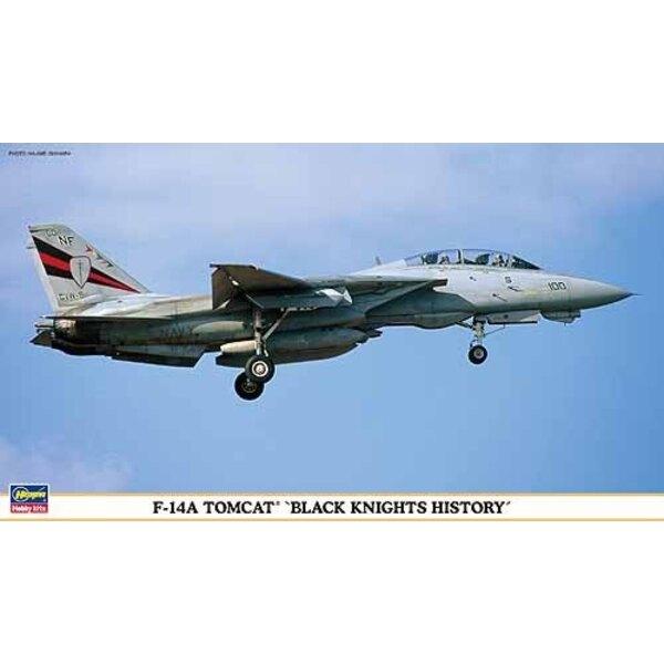 Grumman F-14A Tomcat Black Knights History