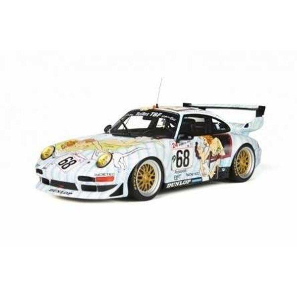 PORSCHE 911 GT2 68 LE MANS 1998