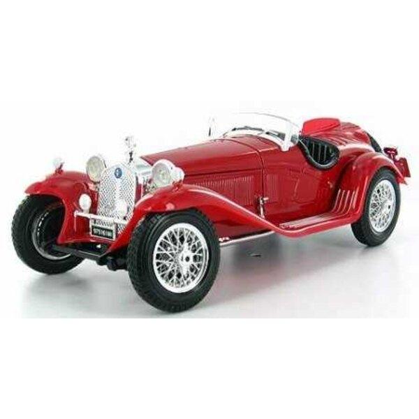 ALFA ROMEO 8C SPIDER 2300 TOURING 1932 RED