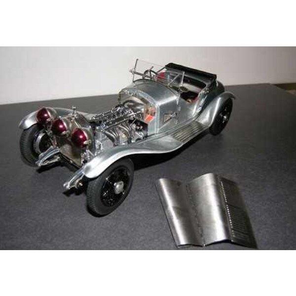 Alfa Romeo 6C 1750 Grand Sport 1930 METAL POLISH