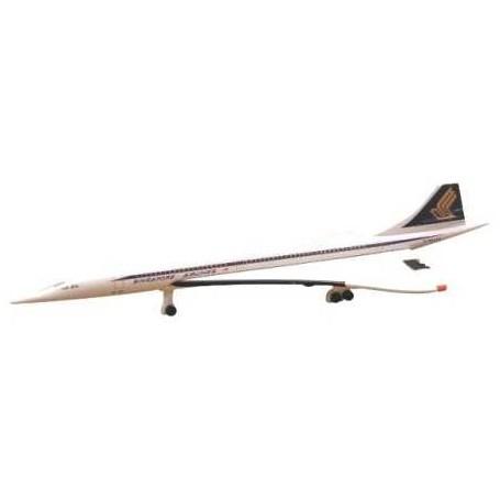 CONCORDE SINGAPORE AIRLINES / BRITISH AIRWAYS