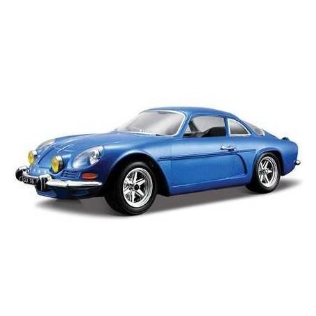 RENAULT ALPINE A110 1971 BLUE