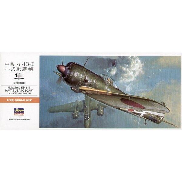 Nakajima Ki-43II Oskar Hayabusa