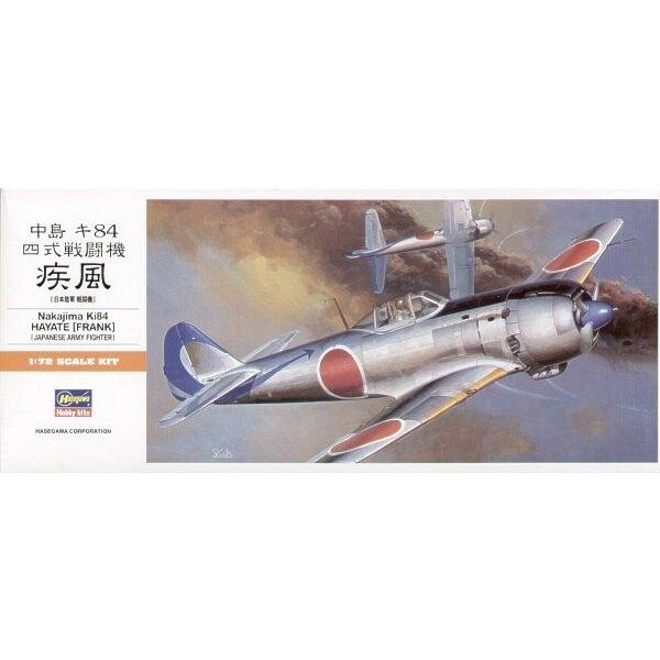 Nakajima Ki-84 Hayate Frank Hayate Frank
