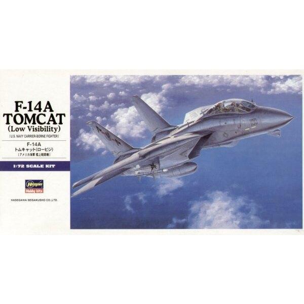 Grumman F-14A Tomcat mit Niedrigen Sichtbarkeitsabziehbildern