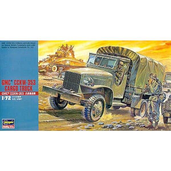 GMC Cargo Truck