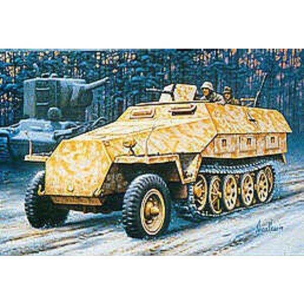 Sd.Kfz.251:1 Ausf. D