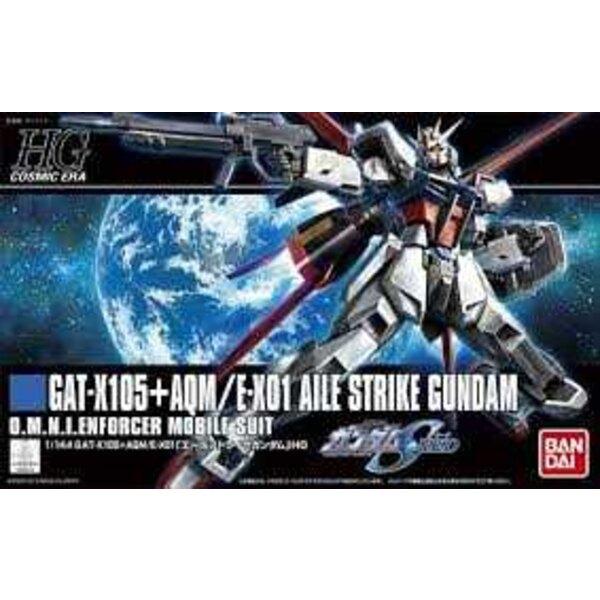HG 1/144 AILE STRIKE GUNDAM
