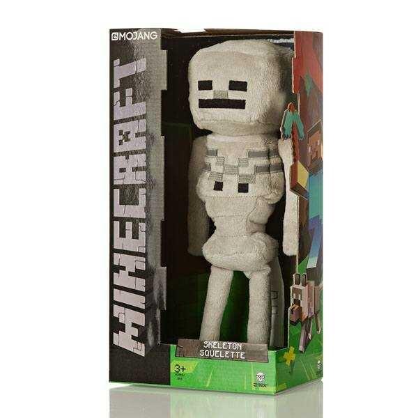 Minecraft Plüsch Skelett 30 cm