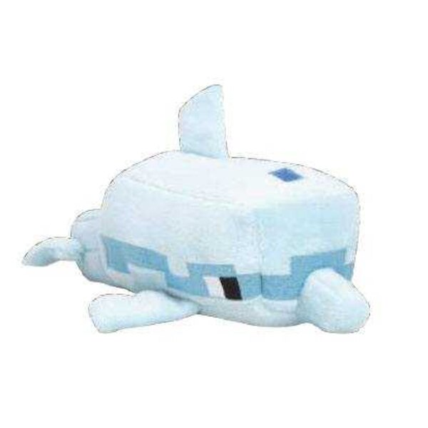 Minecraft Plüsch Happy Explorer Dolphin 18 cm
