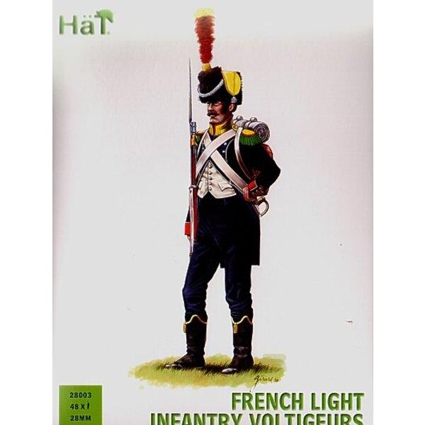 Französische Voltigeurs