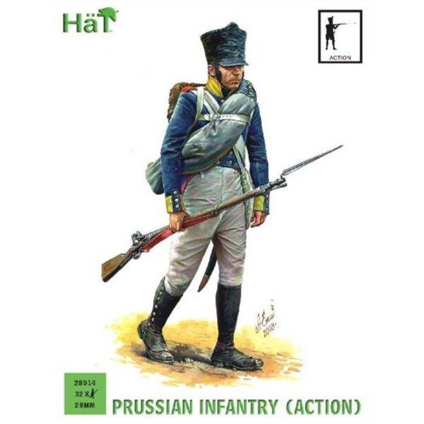 Preußische Infanterie-Handlung (Napoleonische Periode)
