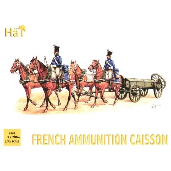 Französischer Munitionscaisson