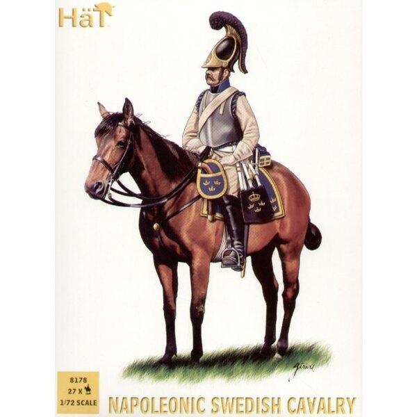 Schwedische Kavallerie