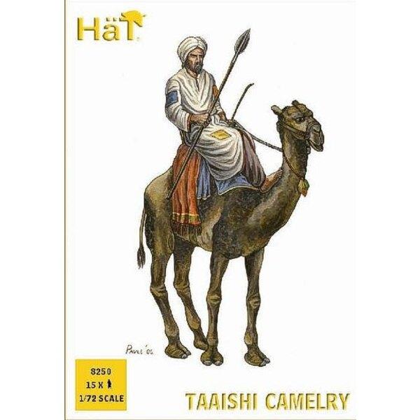 Taaishi Camelry. 12 Kamele plus Figuren pro Schachtel