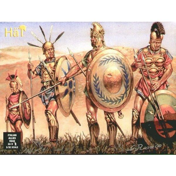 Italienische Verbündeter-Infanterie (römische Periode)