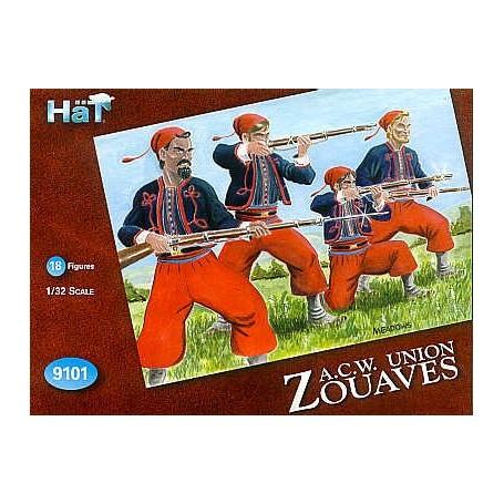 Zouaves Set 2