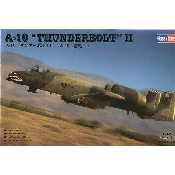 Fairchild A-10 Thunderbolt II