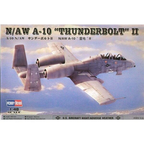 N/AW Fairchild A-10 Thunderbolt II