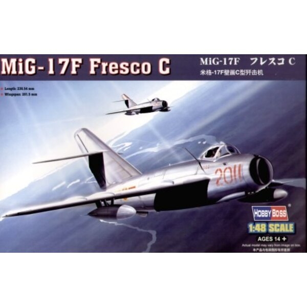 Mikoyan MiG- 17 Freske C