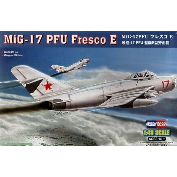 Mikoyan MiG- 17PM Fresco E