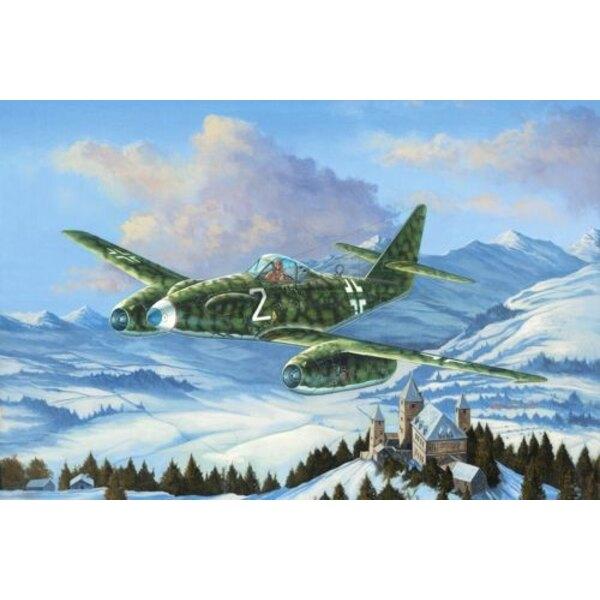 Messerschmitt Me 262 A-1a/U3