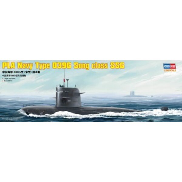 PLA Marineliedklasse des Typs 039G SSG