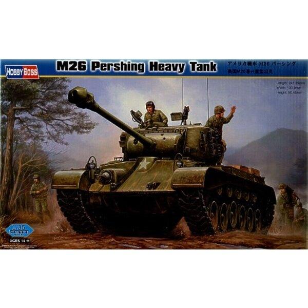 M26 Pershing Schwerer Panzer