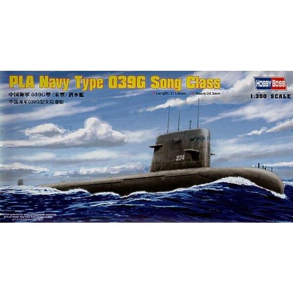 PLA Marineliedklasse des Typs 039 SSG Unterseeboot