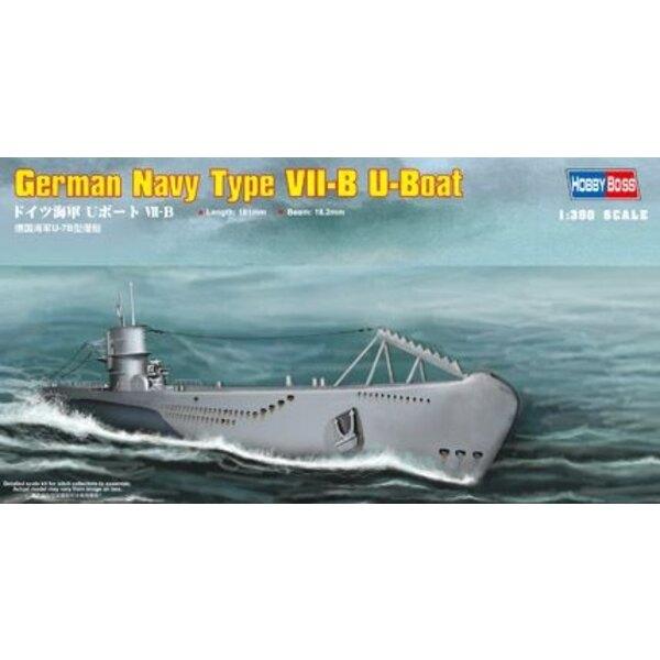 DKM Type VIIB U-Boot
