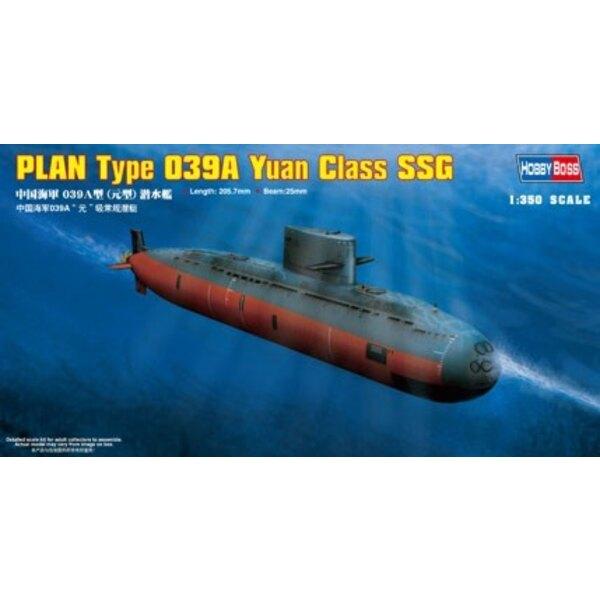 PLAN Type 039A Yuan Class SSG