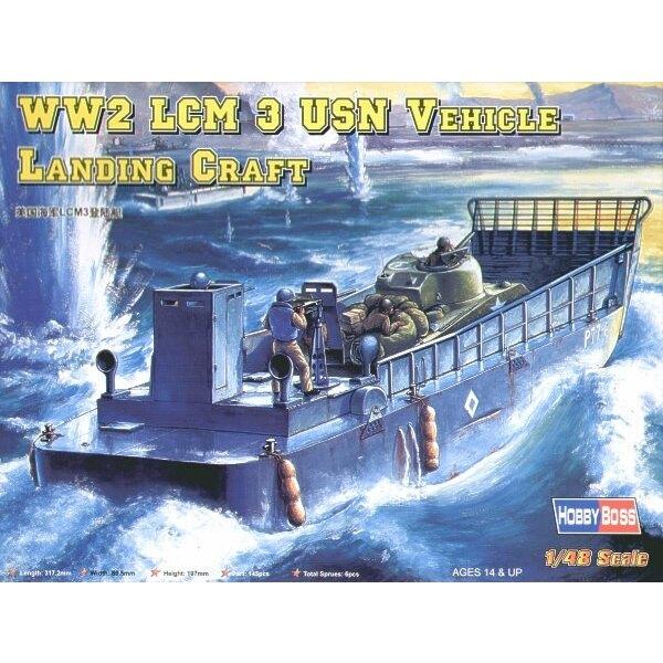 LCM III USN Fahrzeuglandungsboot