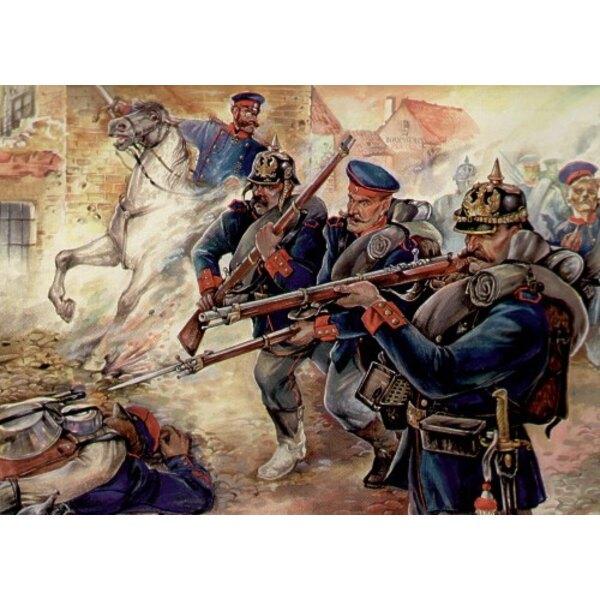 Preußische Linieninfanterie 1870/1