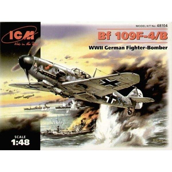 Messerschmitt Bf 109F-4B