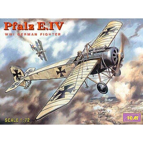 Pfalz E.IV WWI Deutscher-Jäger