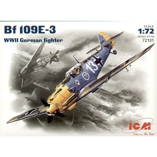 Messerschmitt Bf 109E-3