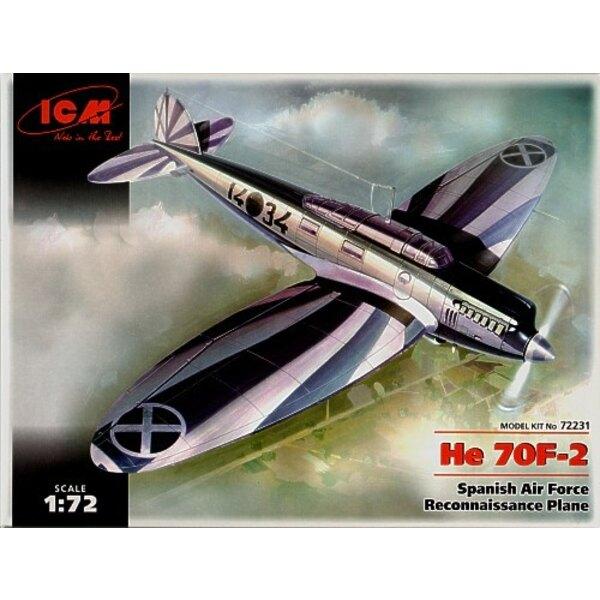 Heinkel He 70F-2 spanische Luftwaffe